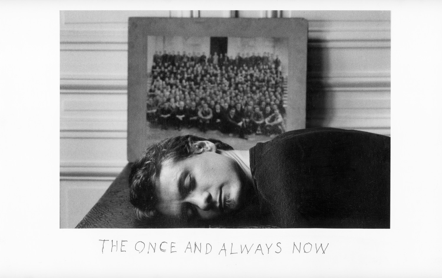 01 Duane Michals Always Now008