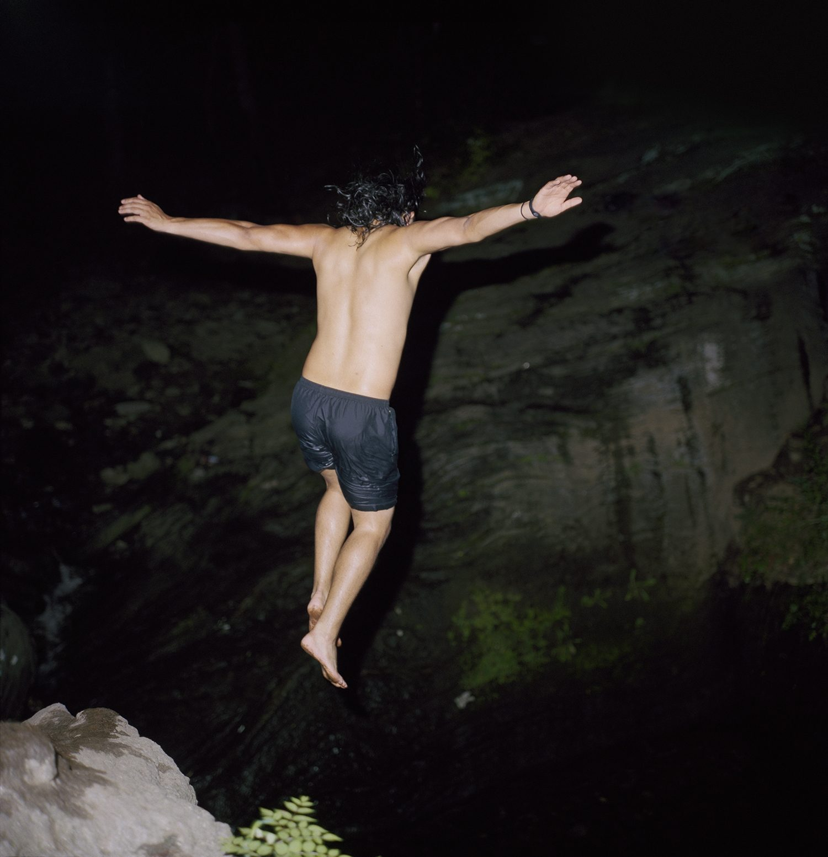 Devil's Pool Jumper # 6