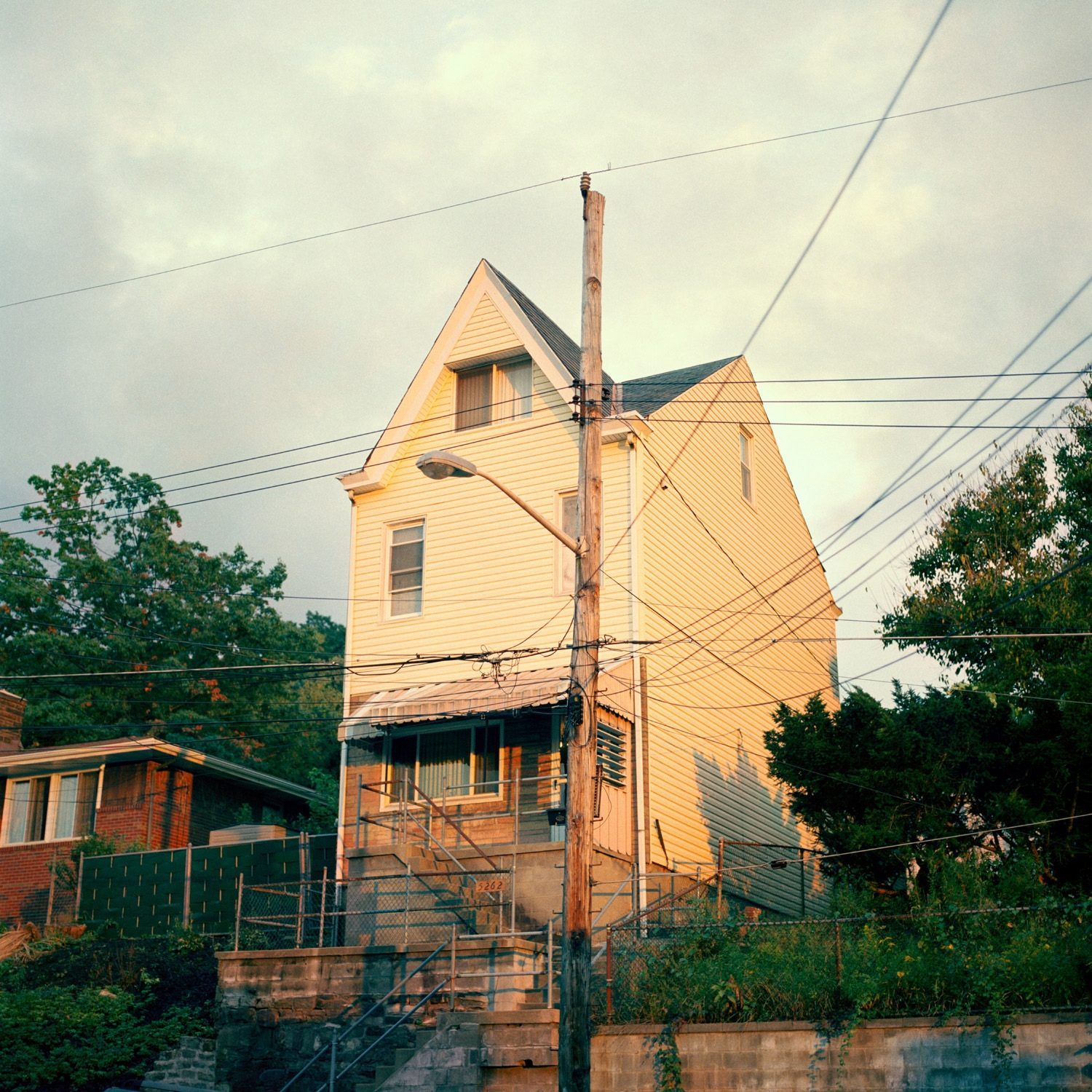 The House Across the Street, Upper Lawrenceville, 2017