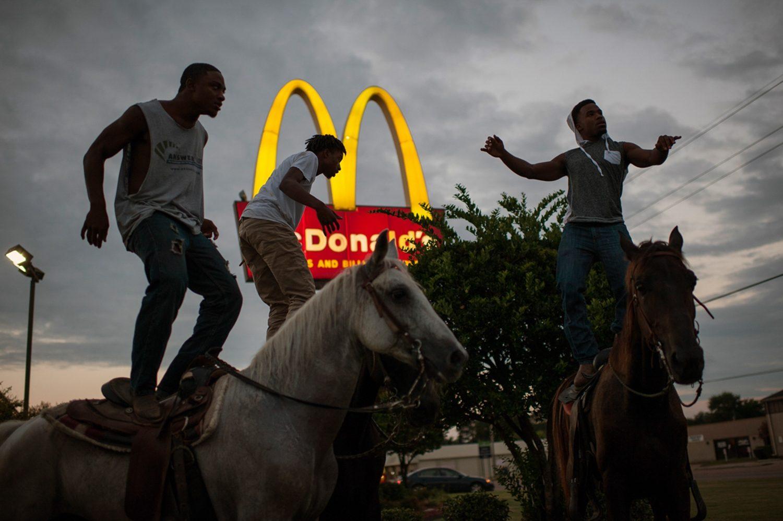 Big Mac Dancing