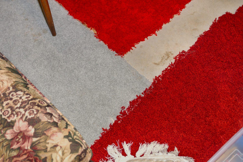 3 Carpets, 1 Floor, 2017, Archival Inkjet Print