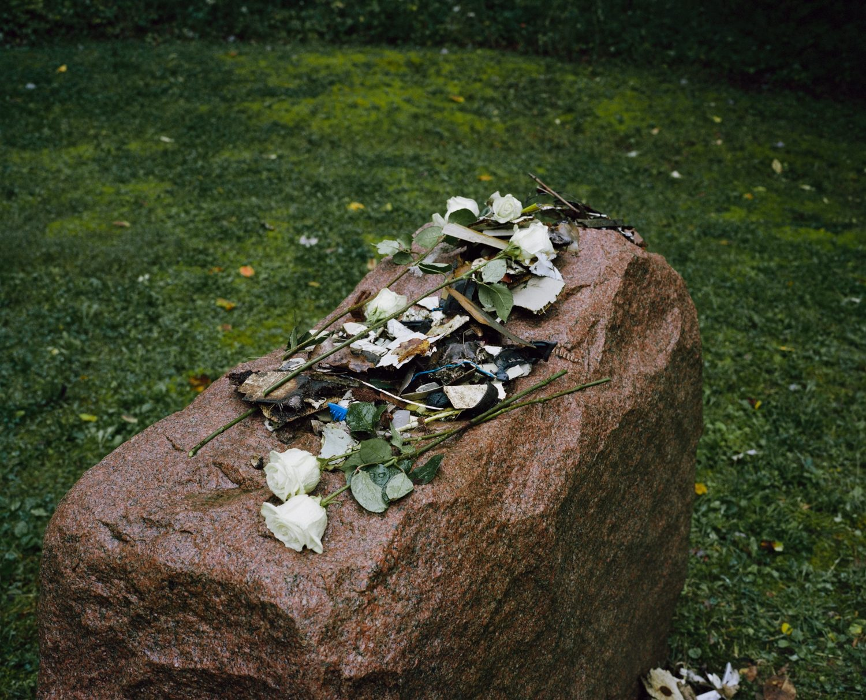 USAir Flight 427 Crash Site Memorial, 2018