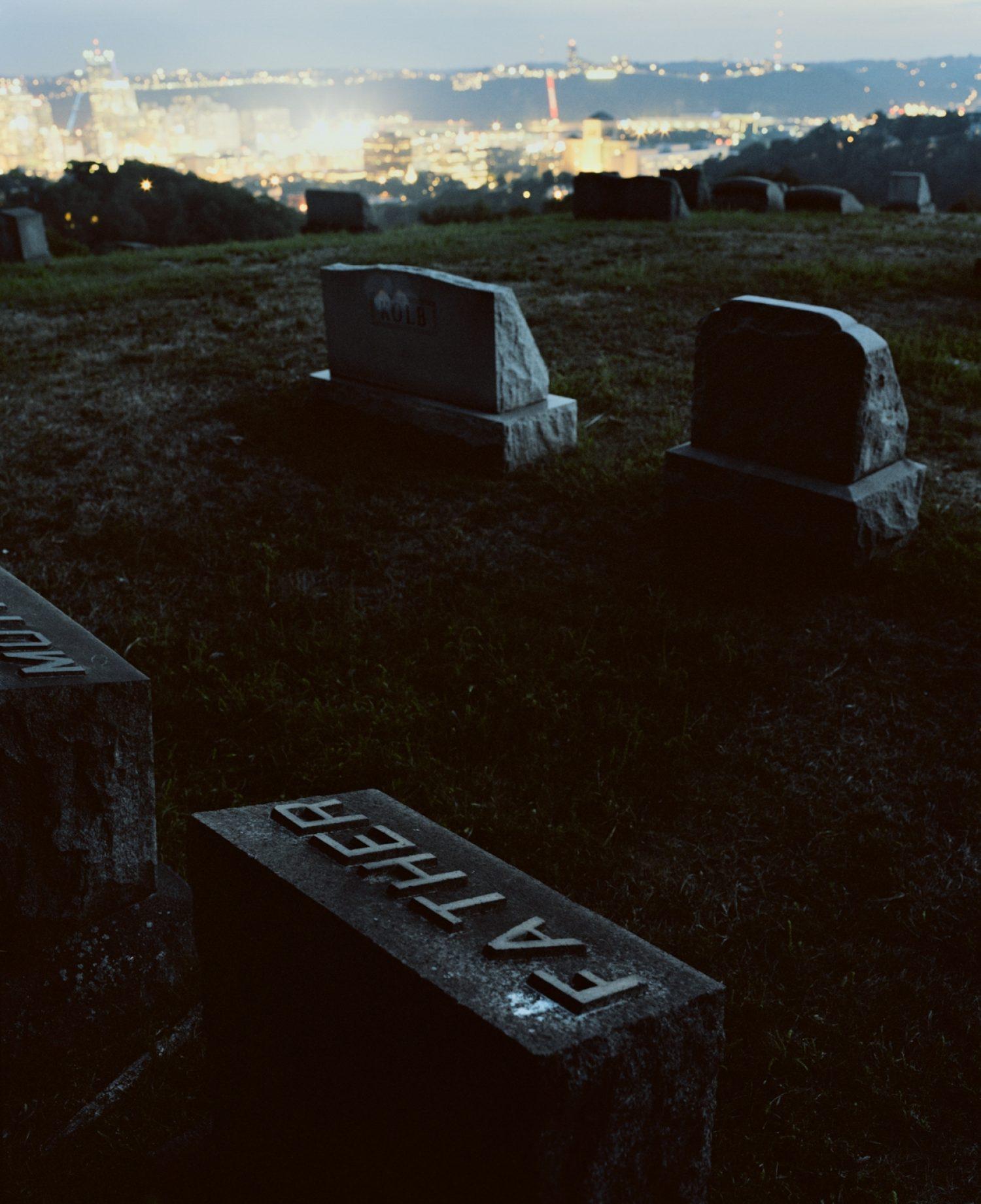 St. John's Lutheran Cemetery, Pittsburgh, 2017