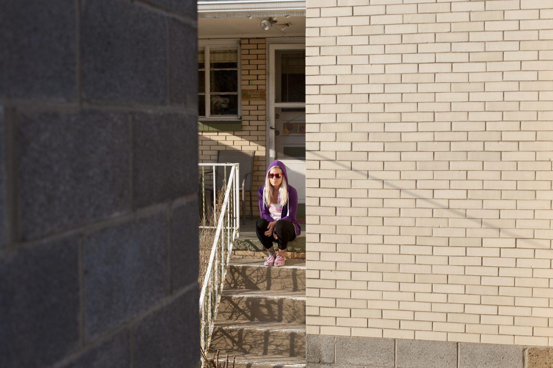 Reinhart Julie On Porch High Res Copy