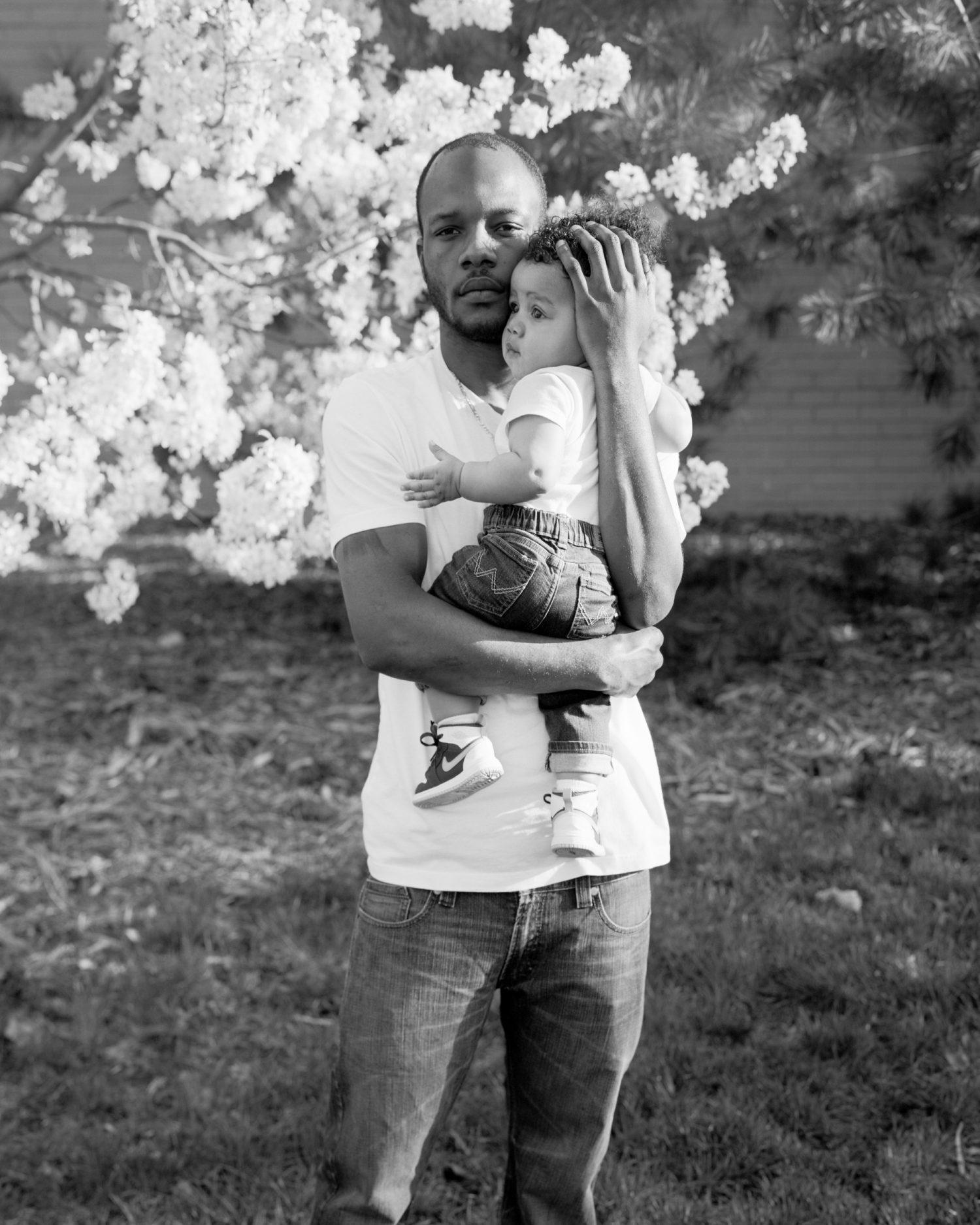 Jerrod and Junior (talking about fatherhood), 2019
