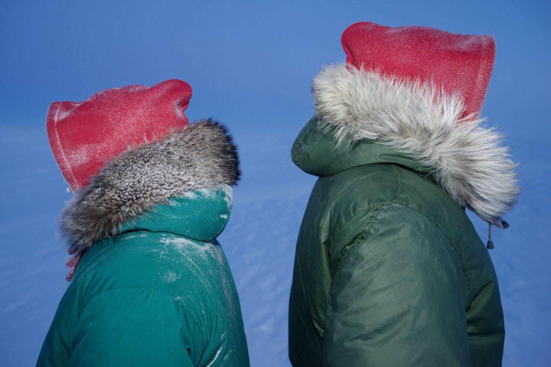 Canadian Rangers -60 Celsius, Nunavut, Canada