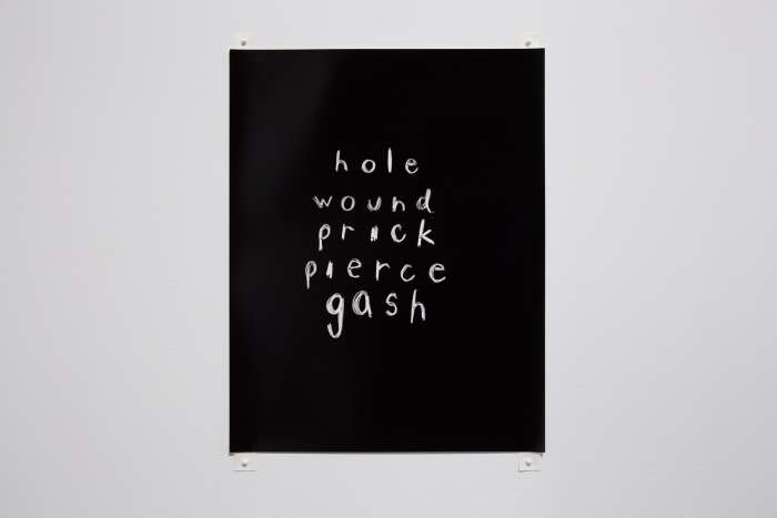 Photogram Hole